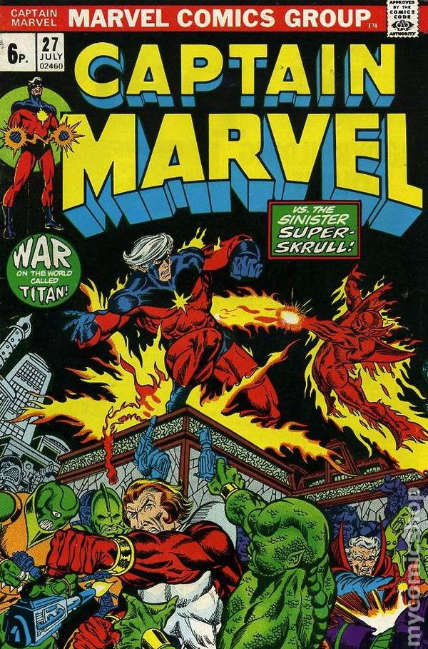 captain marvel 02460