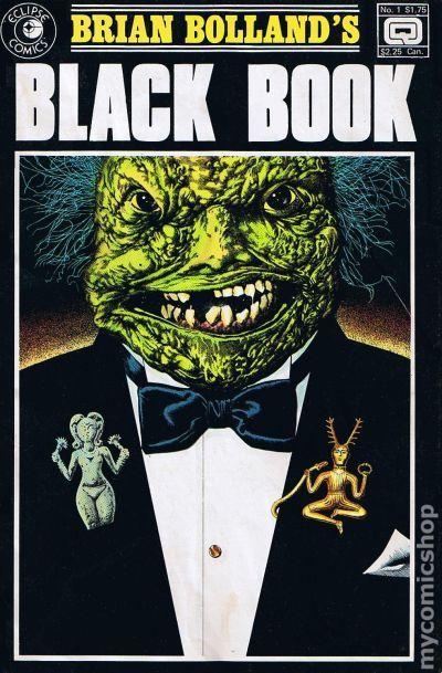 Brian Bolland S Black Book 1985 Comic Books
