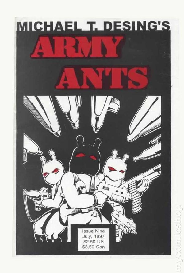 Army Ants 1996 9