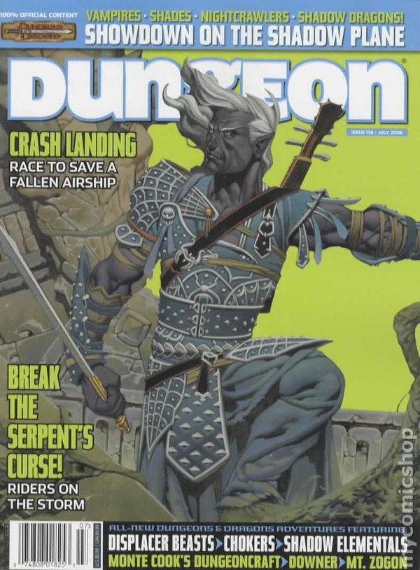 Dungeon Magazine 150 Pdf