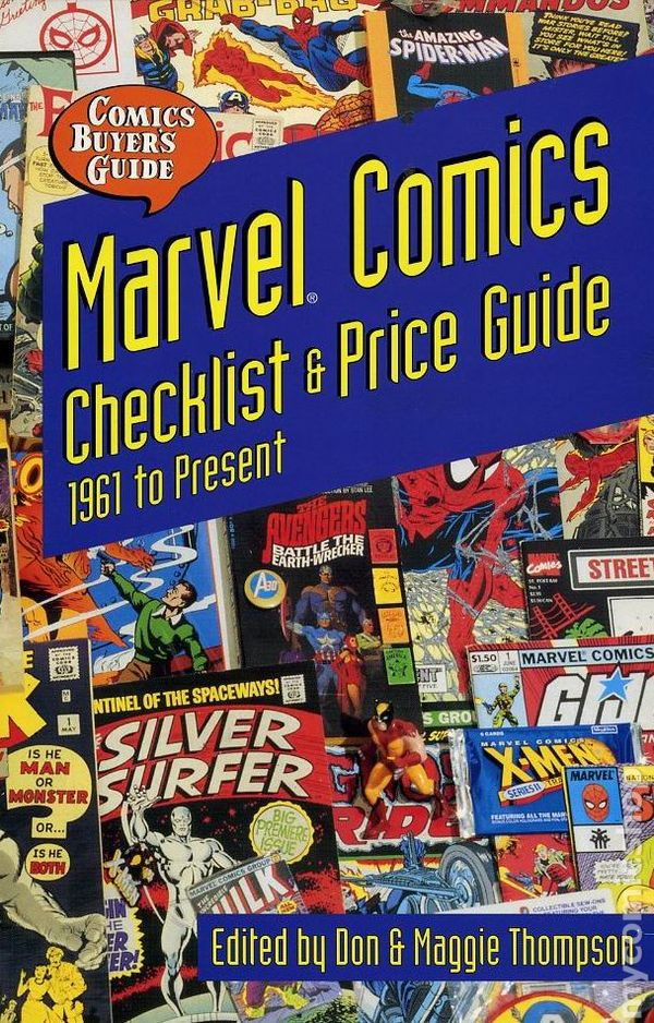 marvel comics checklist and price guide 1993 comic books rh mycomicshop com 100 Most Valuable Comic Books 100 Most Valuable Comic Books