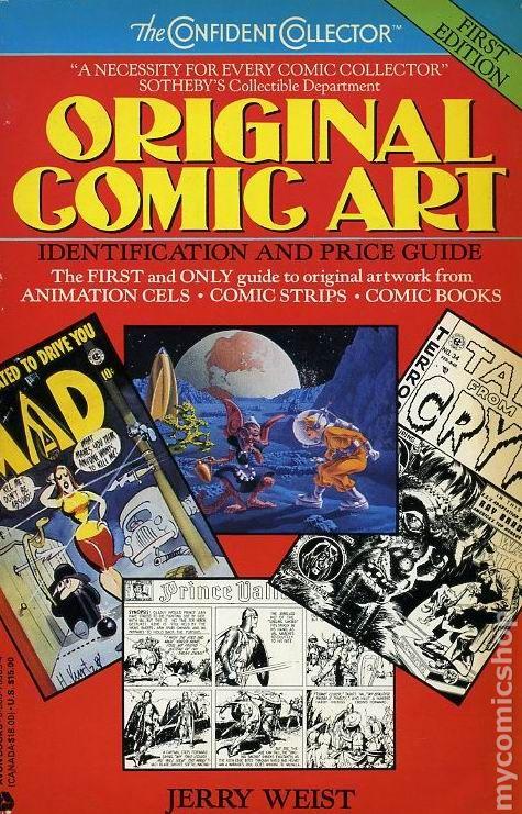 original comic art price guide 1992 comic books rh mycomicshop com Comic Book Values Spider-Man Comic Book Price Guide