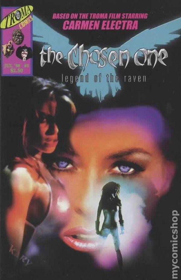 Carmen electra the chosen one - 5 1