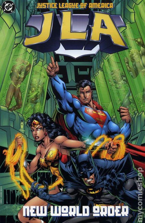 JLA TPB (1997-2006 DC) comic books