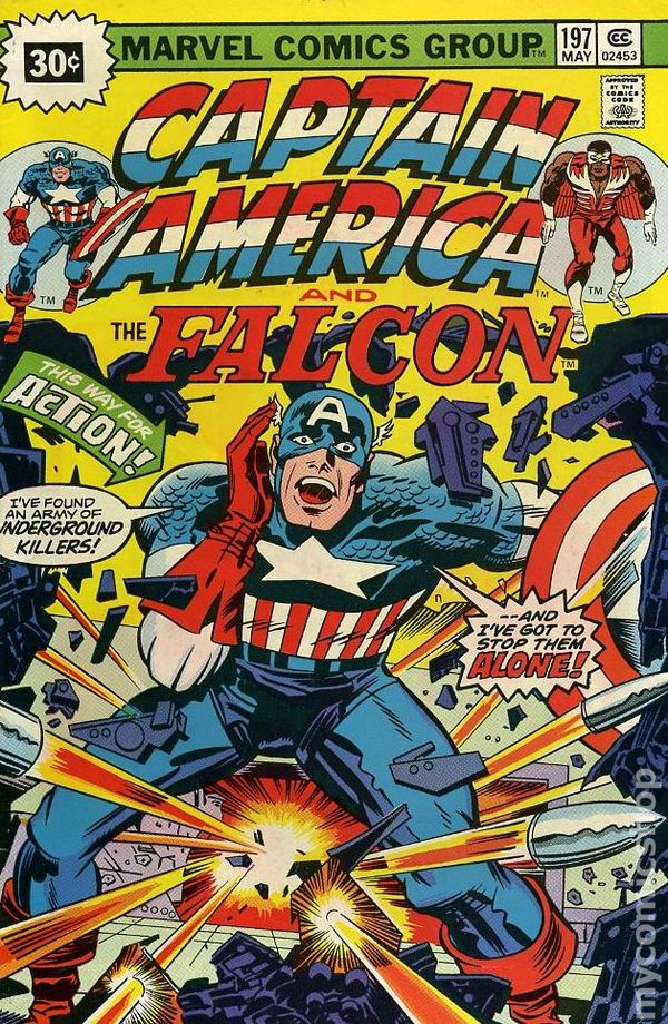 captain america  1968 1st series  30 cent variant comic books