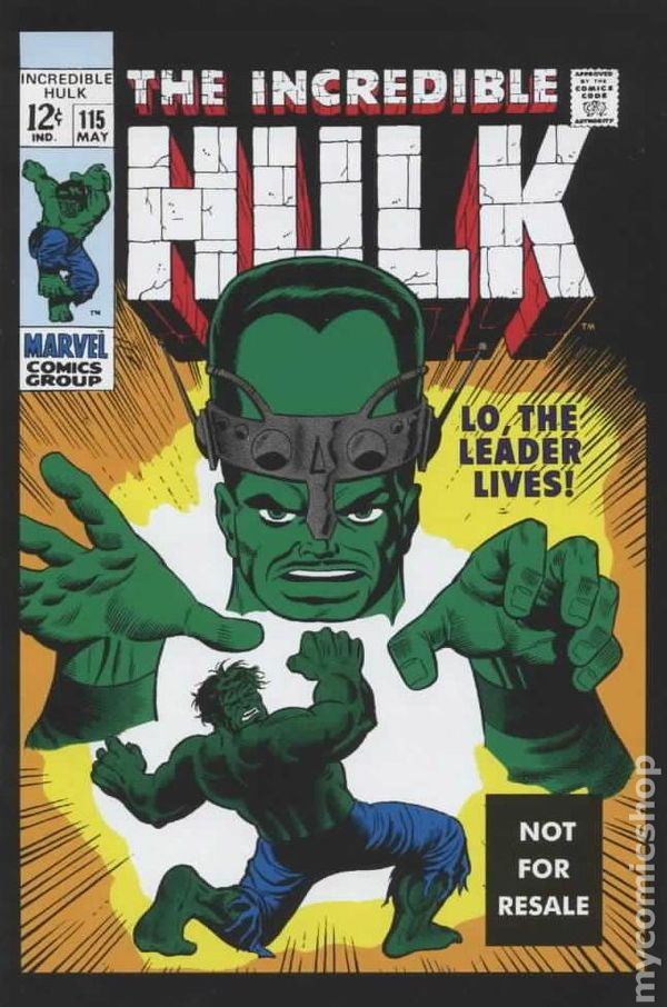 Collectibles Responsible Incredible Hulk #116 Vf 7.5 Comics