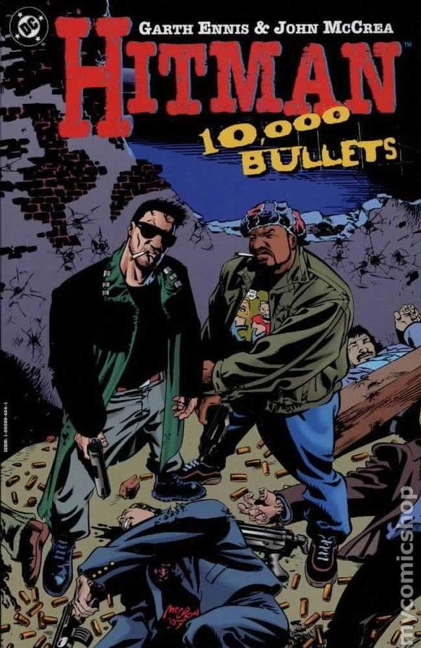 Hitman Tpb 1996 2001 Dc 1st Edition Comic Books
