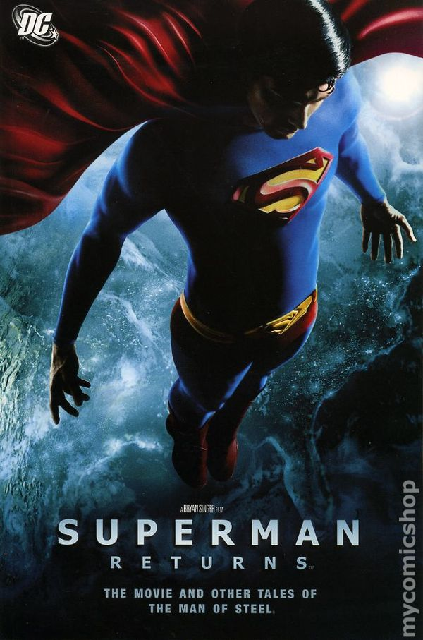superman returns author - photo #21
