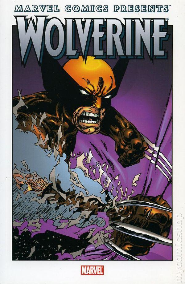 Marvel Comics Presents Wolverine TPB (2005-2006 Marvel ...