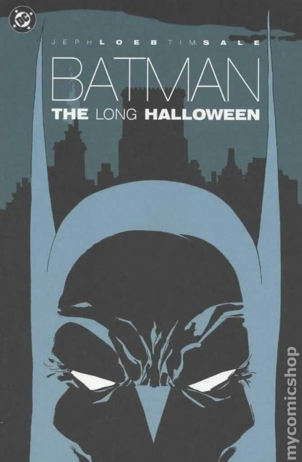 Batman: The Long Halloween comic books issue 1