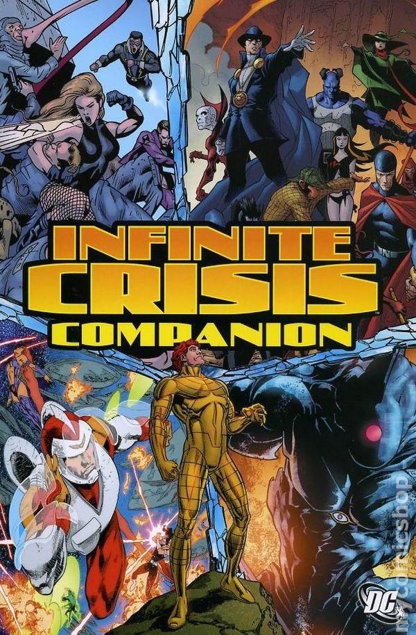 Image - Infinite Crisis Vol 1 3 Textless Variant.jpg | DC Database ...