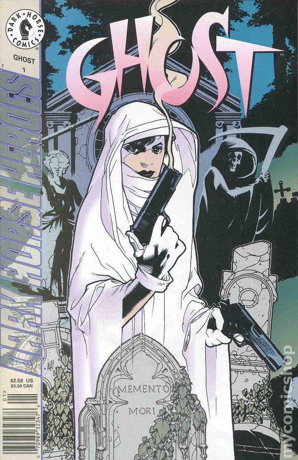 Ghost 1995 1st Series Comic Books