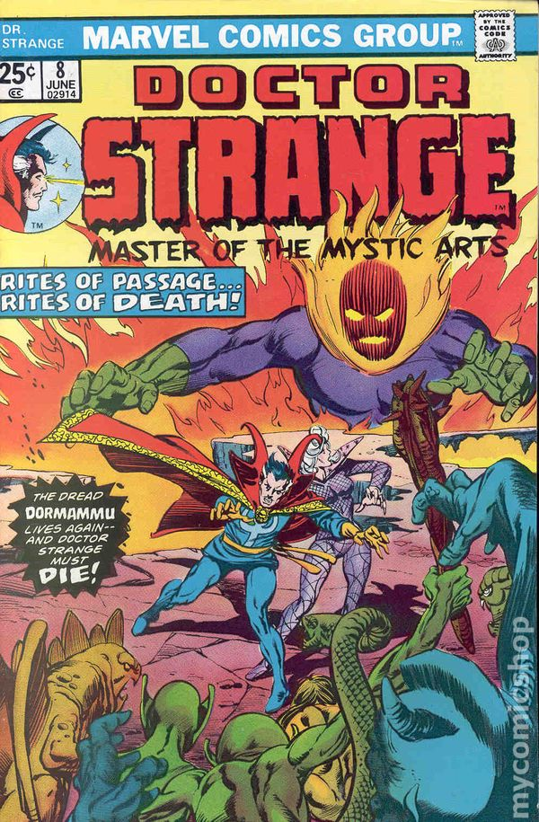 Doctor Strange 1974 2nd Series Comic Books