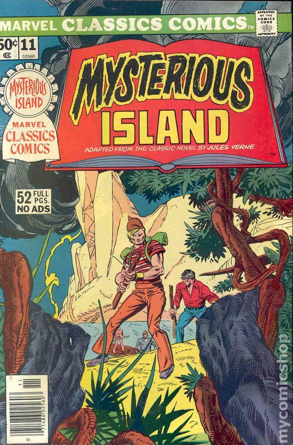 Marvel Classics Comics Series (1976) comic books