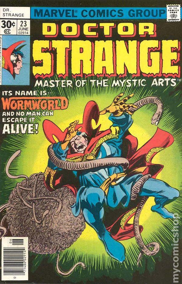 Doctor Strange 1974 2nd Series 23