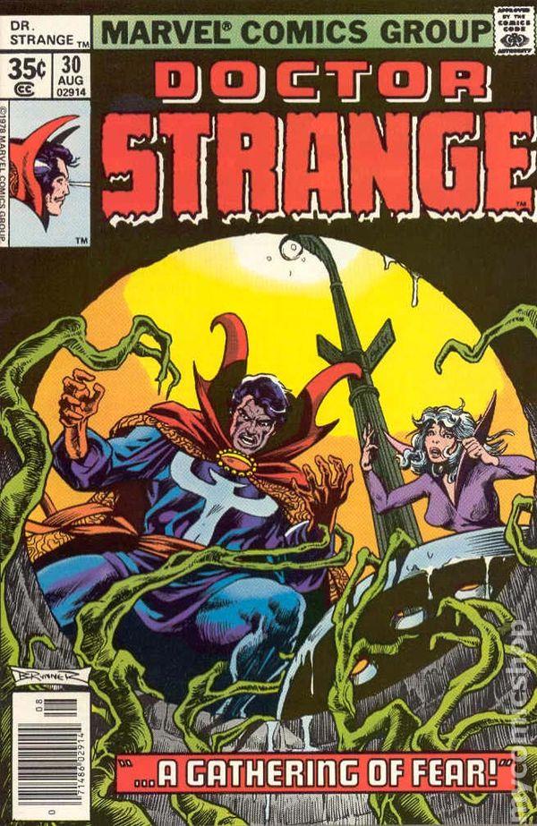 Doctor Strange 1974 2nd Series 30