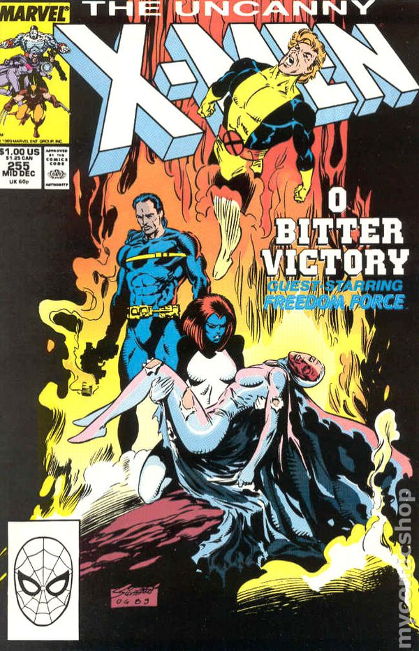 9.2 #257 August 2013 Marvel NM 1986 Series X-Factor