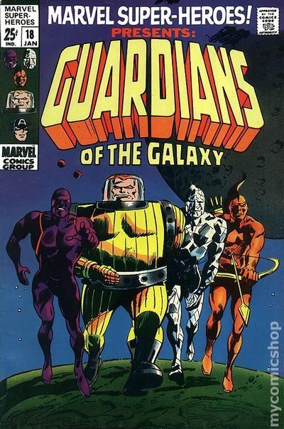marvel super heroes 1967 1st series comic books. Black Bedroom Furniture Sets. Home Design Ideas