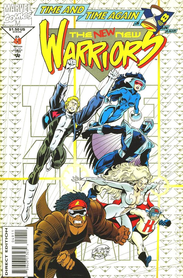 New Warriors 49