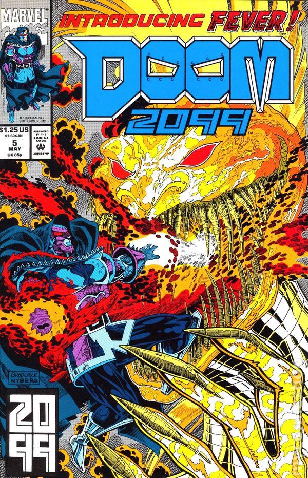 Doom 2099 1993 5