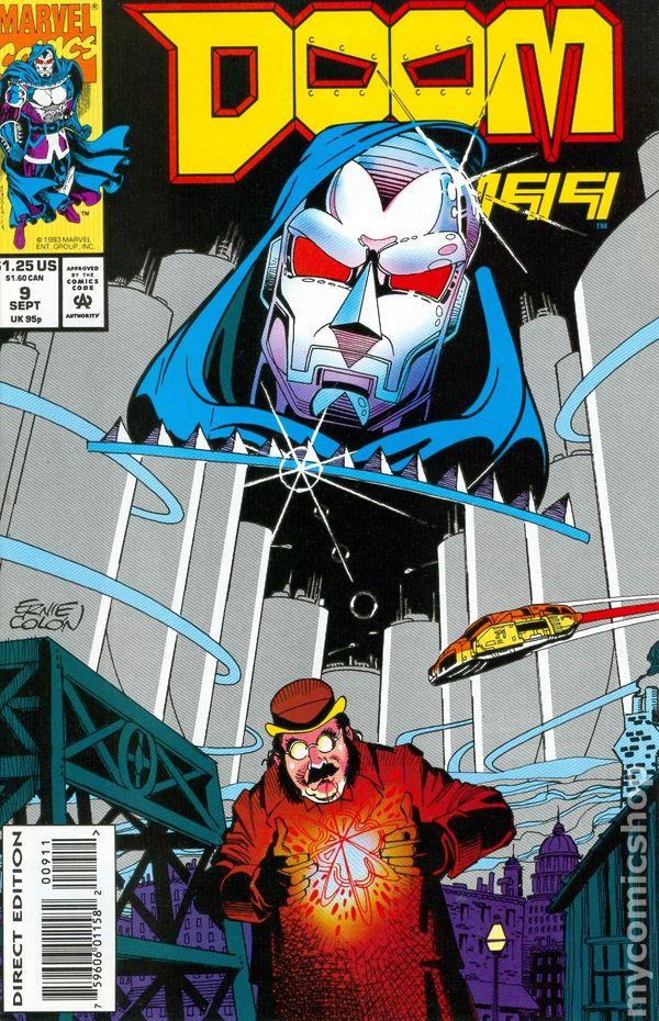 Doom 2099 1993 9