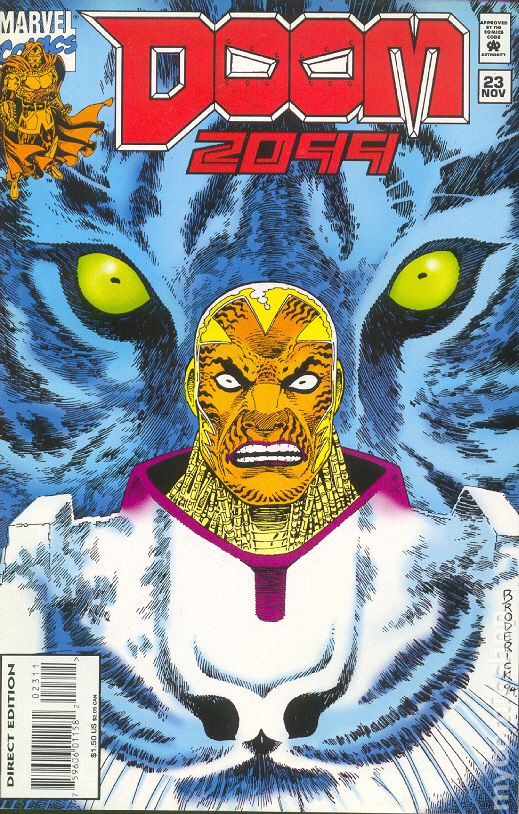 Doom 2099 1993 23
