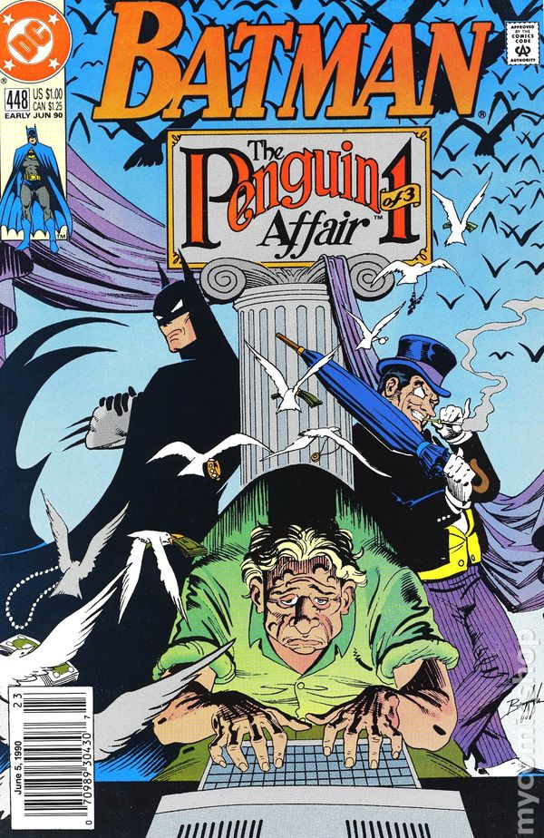 Comic books in batman the penguin affair voltagebd Image collections