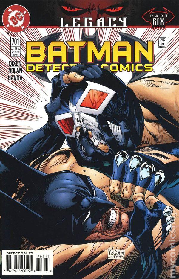 Batman Detective Comics #724