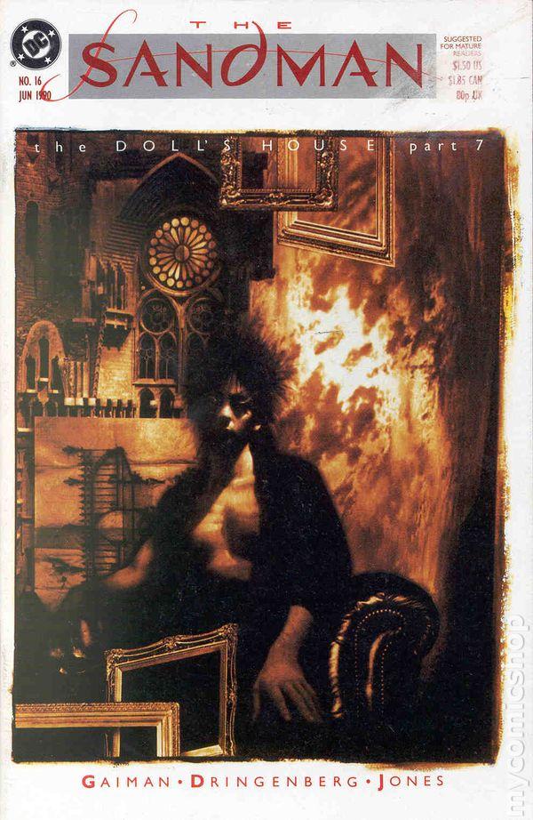 SANDMAN #47 VF//NM DC VERTIGO 2nd SERIES 1989 BRIEF LIVES