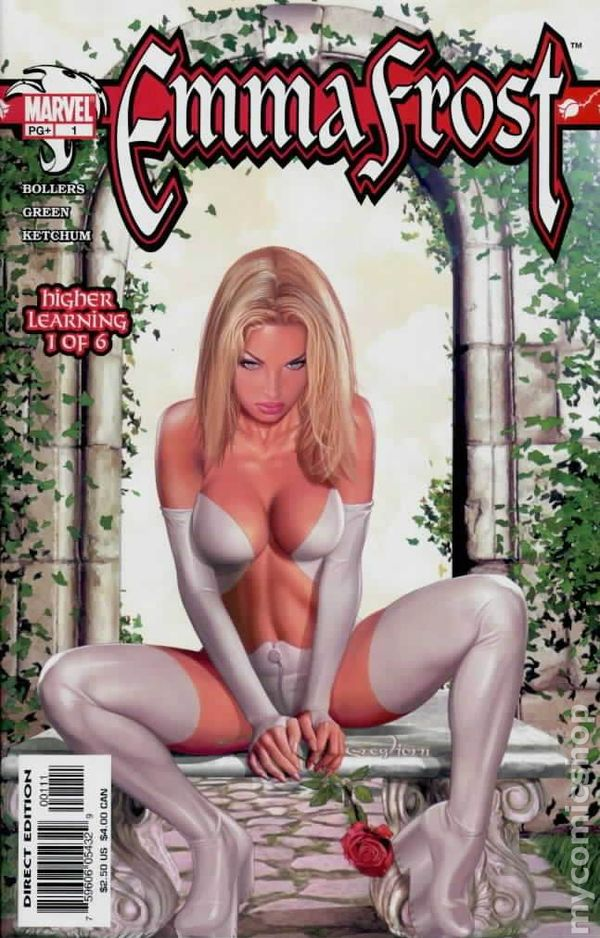 Emma Frost 2003 Comic Books