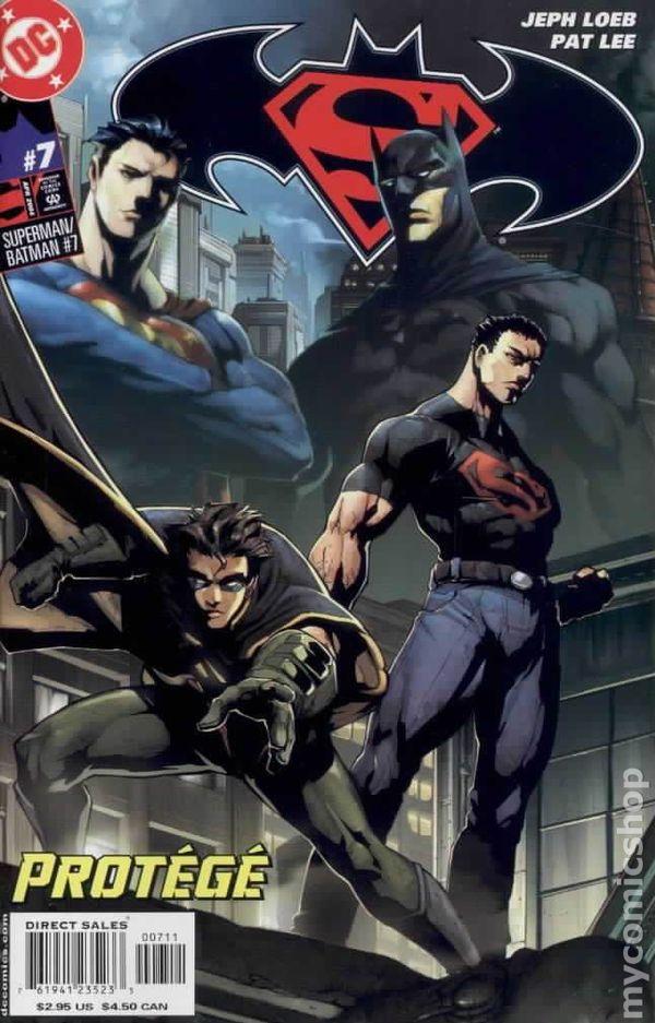 Superman Batman (2003) comic books be216c5bcdc