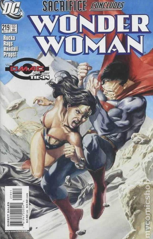 Wonder Woman 1987 2Nd Series Comic Books-1531