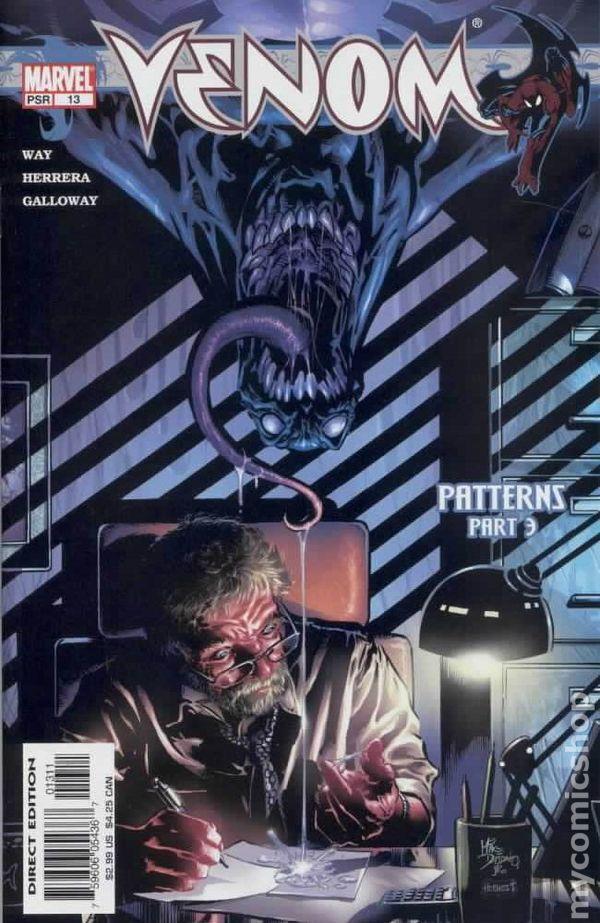 Venom (2003 Marvel) co...