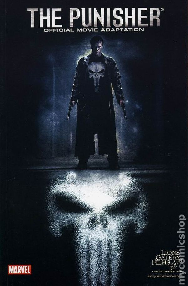 Punisher The Movie TPB (2005) comic books