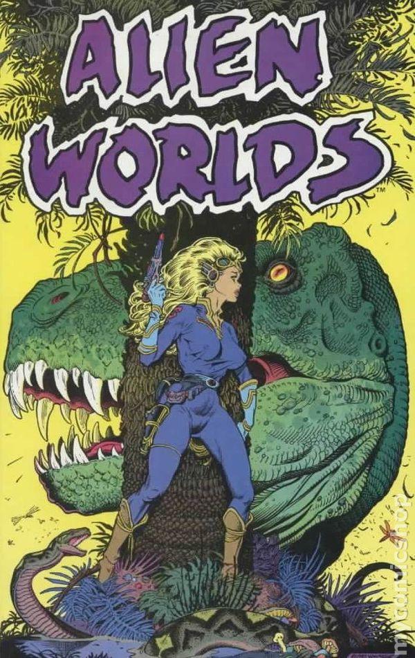 Alien Comics