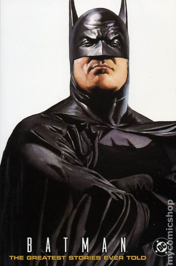 Greatest Batman Stories Ever Told
