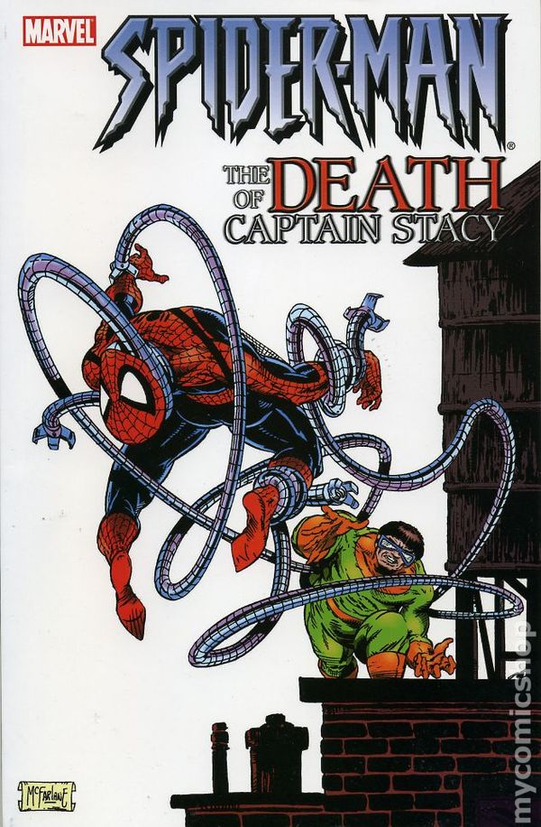 Spider-Man The Death of Captain - 130.2KB