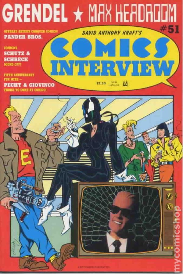 1983 in comics