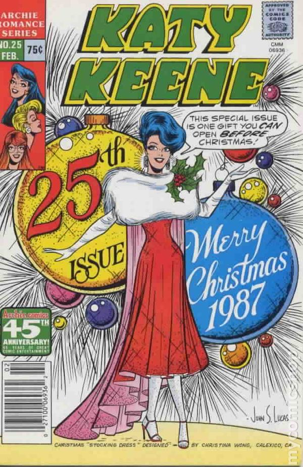 Katy Keene Special 1983 Comic Books