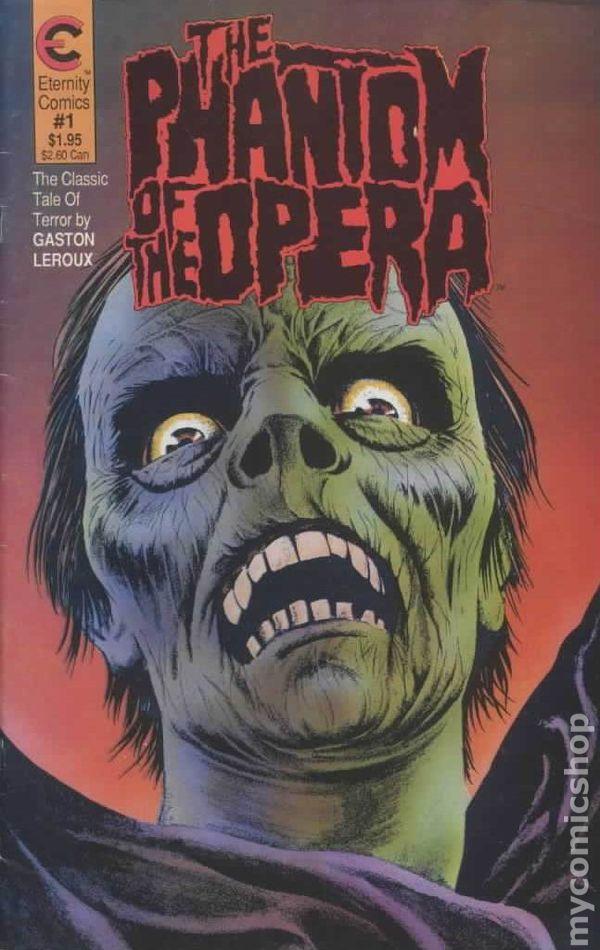 The Phantom Comic Books Issue 1