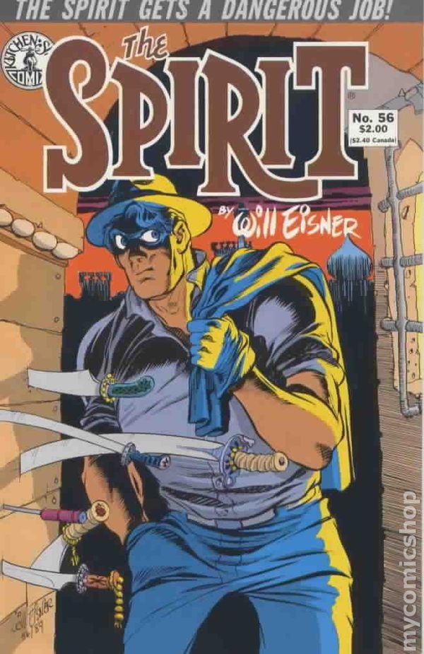 comic spirit