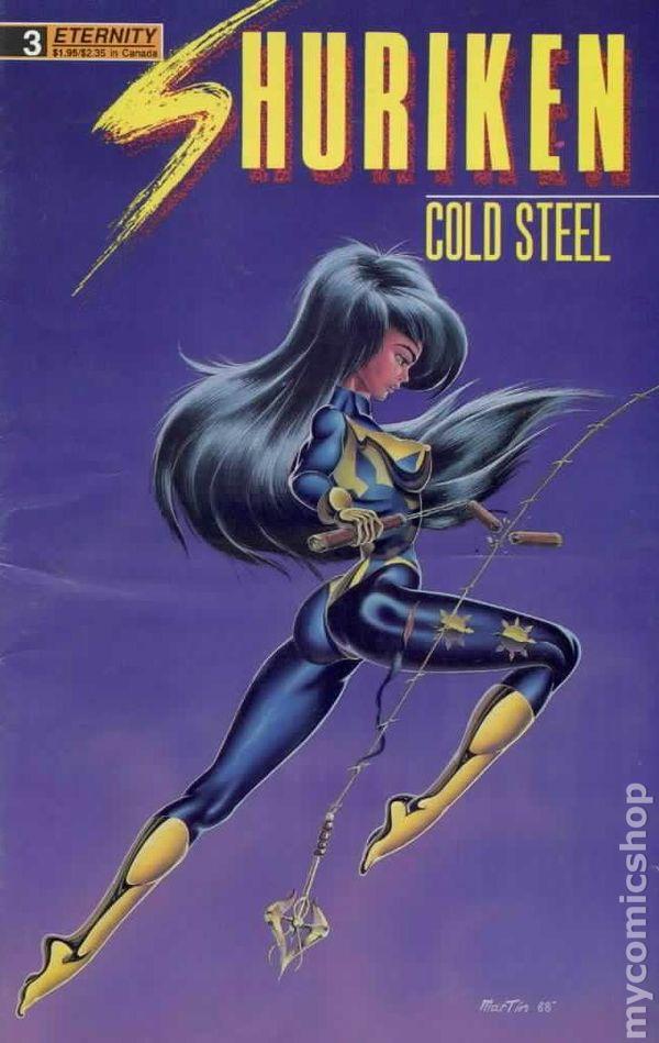 Shuriken Cold Steel #3
