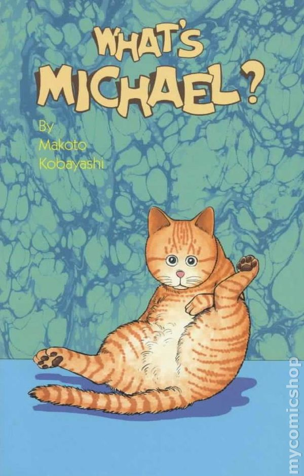 What S In Kylie Cosmetics 20th Birthday Collection It S: What's Michael (1990 Eclipse) Comic Books
