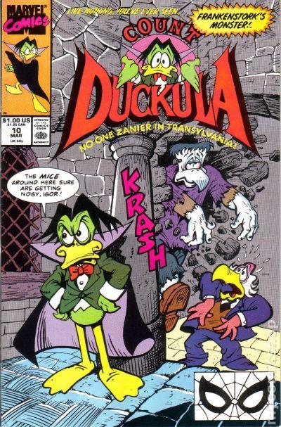 count duckula  1989  comic books rooms in castle rock rooms in castle rock