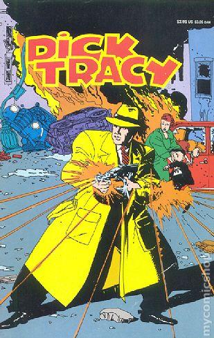 The Original Dick Tracy #1 Gladstone 1990 Series 9.4 Near Mint
