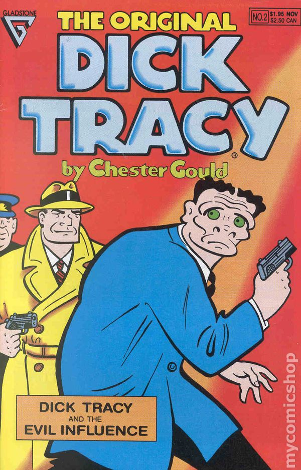 Dick Tracy Book 10