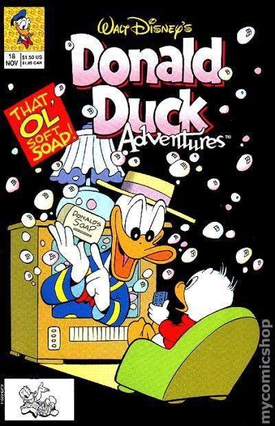 DONALD DUCK #18 IDW COMICS OCTOBER 2016