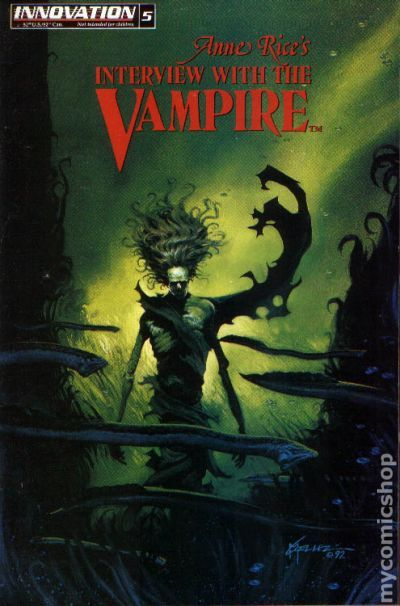 Interview With The Vampire  1991  Comic Books