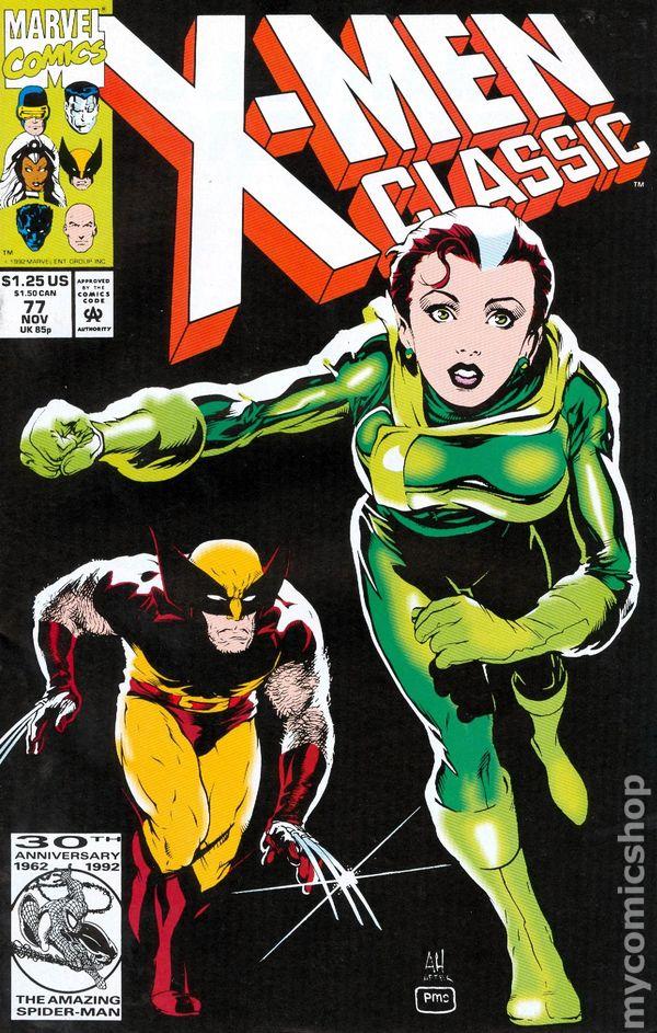 WOLVERINE X-MEN # 77 PSYLOCKE* NEAR MINT