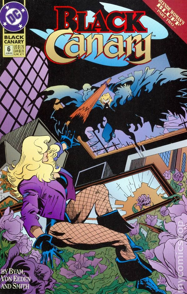 Green Canary Black Canary (1993 2nd...